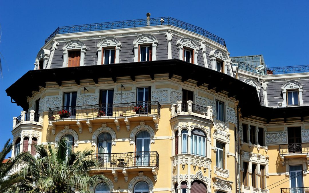 Lolli Palace Hotel in Sanremo: our location